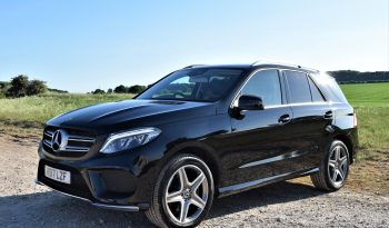 2017 Mercedes GLE 350D AMG full